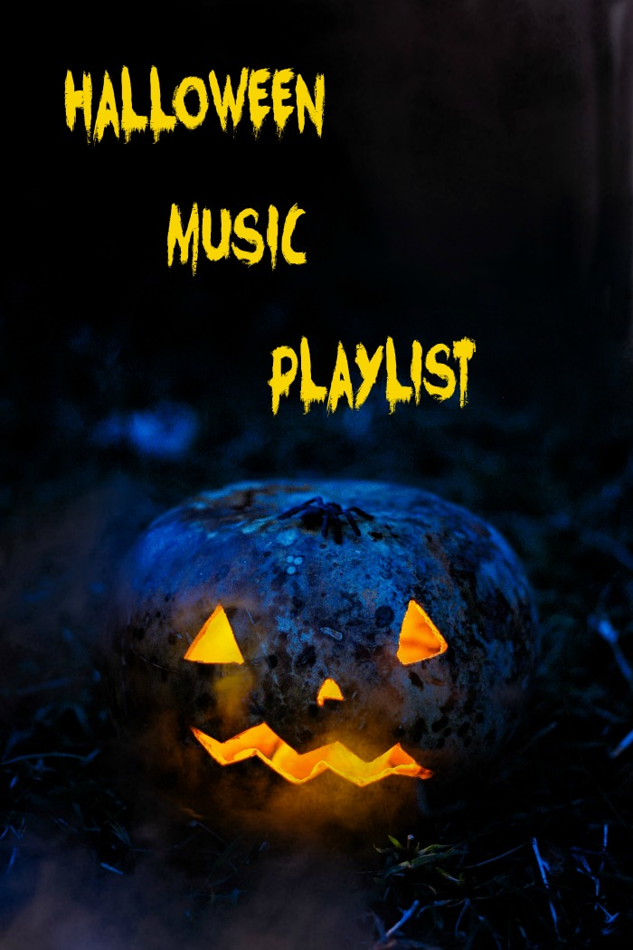 Halloween music playlist