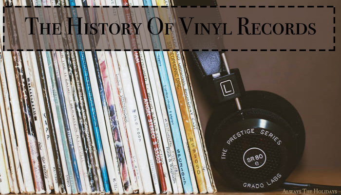 history of vinyl records