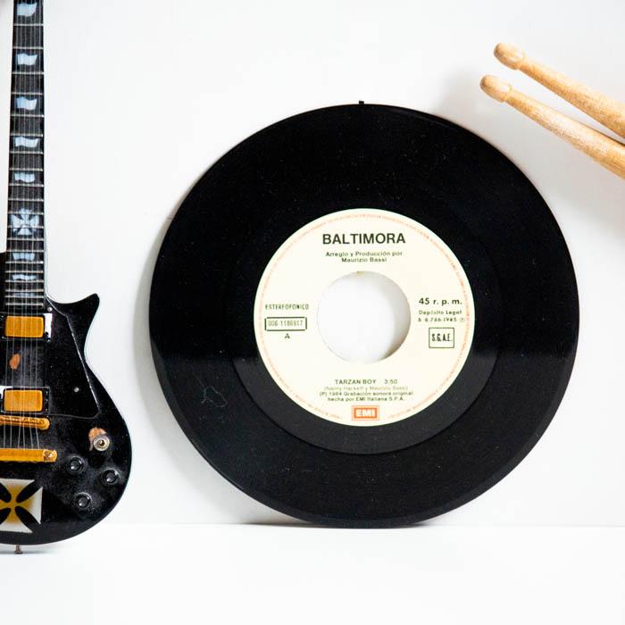 vinyl record celebrating music history