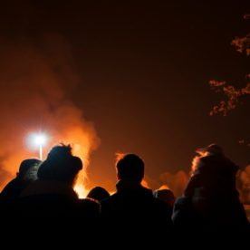 Guy Fawkes night party